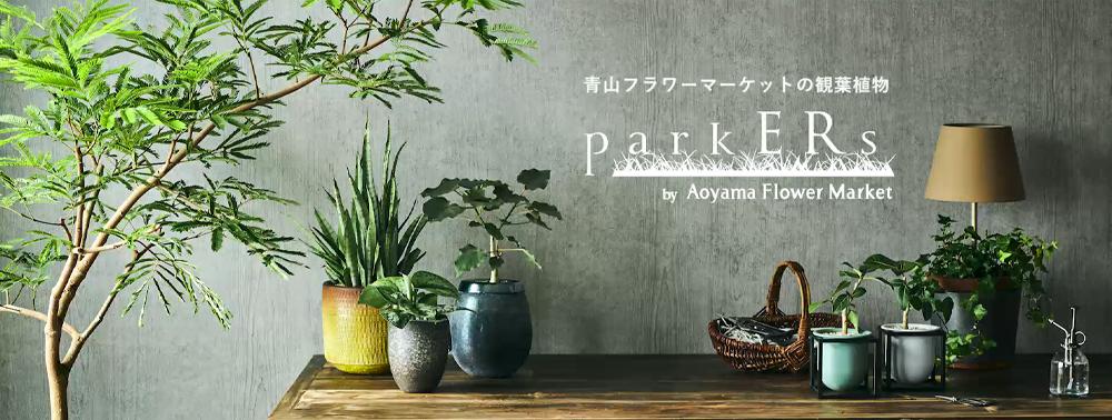 青山フラワーマーケット オンラインショップ 観葉植物専用ページ by parkERs